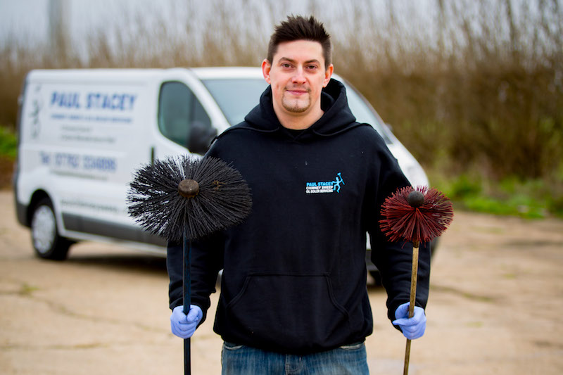 paul stacey chimney sweep norfolk